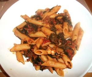 Slow Cooker Italian Casserole